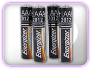 Energizer Max - AAA - 4 Pack