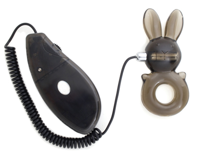 Cock Ring Rabbit Vibrator